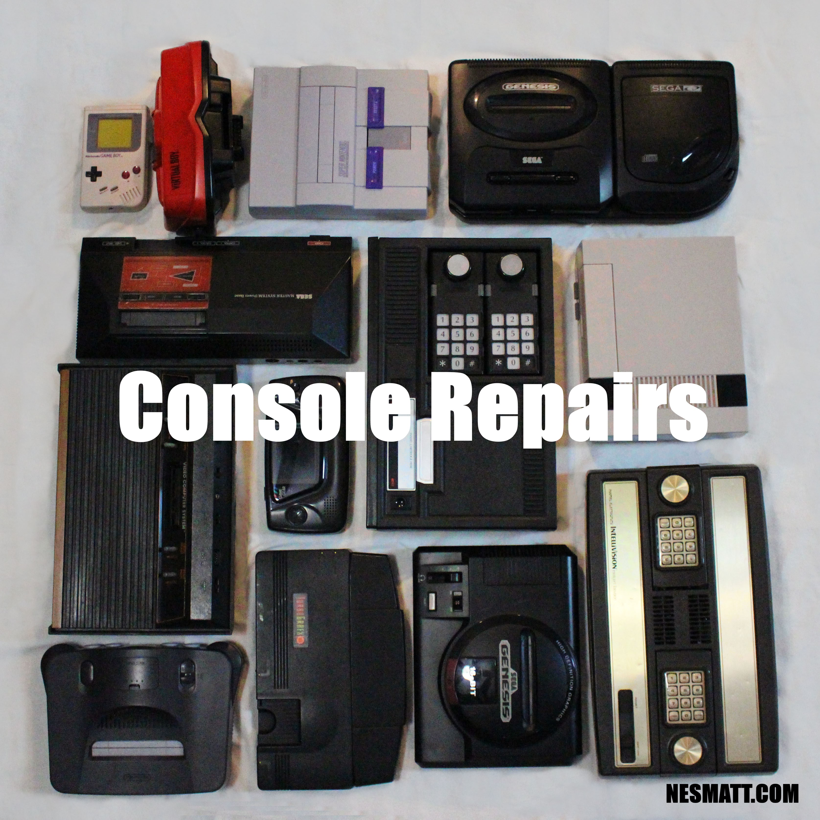 NES Matt's Old School Video Game Repair, LLC